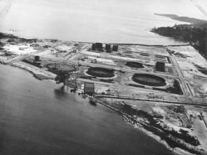 Sihanoukville oil refinery