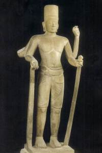 Vishnu early 9th century